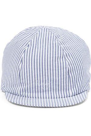 Il gufo Gorra de algodón a rayas