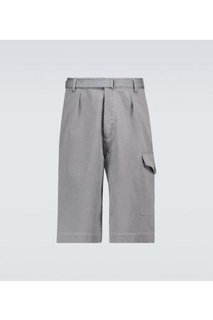 Auralee Pantalones cortos Washed Finx
