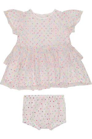 Stella McCartney Bebé – vestido y braga de tul