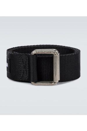 Balenciaga Cinturón Army de tela