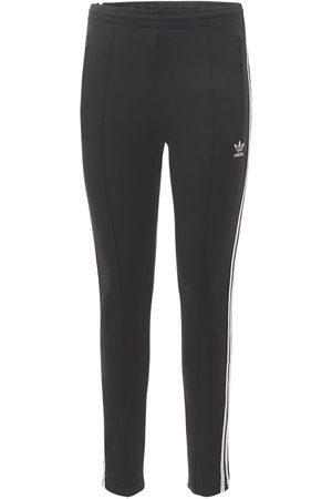 adidas | Mujer Pantalones Deportivos Slim Fit Con Logo 36