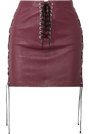 BEN TAVERNITI Mujer Minifaldas - Minifaldas
