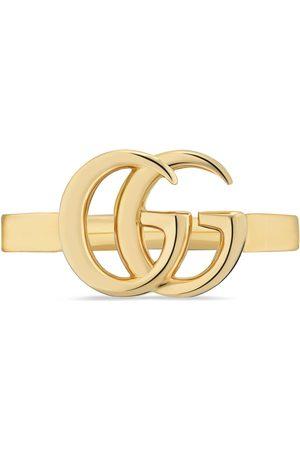 Gucci Mujer Anillos - Anillo Doble G de Oro Amarillo
