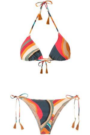 Lygia & Nanny Mujer Bikinis - Bikini Maya estampado