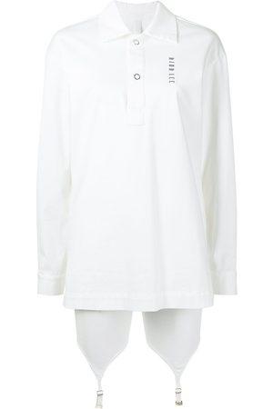 DION LEE Camisa con corsé