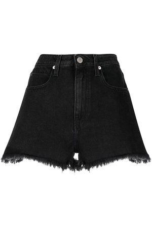IRO Pantalones vaqueros cortos de talle alto