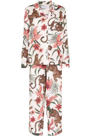 Desmond & Dempsey Mujer Pijamas - Pijama Soleia