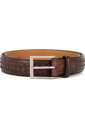 Magnanni Hombre Cinturones - Cinturón de tejido