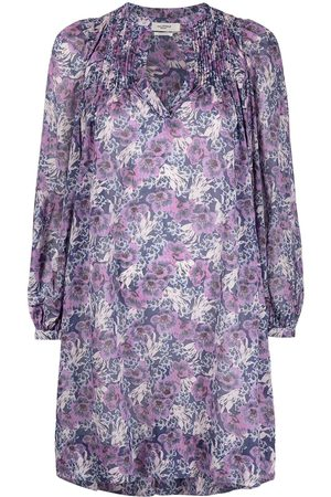 Isabel Marant Mujer Estampados - Vestido con motivo floral