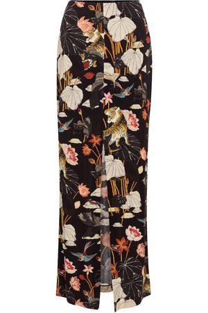 Etro Mujer Largas - Falda larga estampada