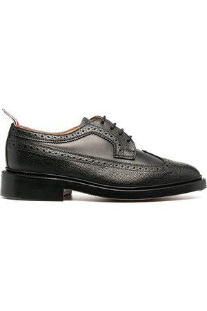 Thom Browne Mujer Oxford y mocasines - Zapatos de vestir Longwing granuladas