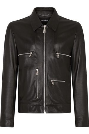 Dolce & Gabbana Zipped shirt jacket