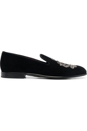 Dolce & Gabbana Slippers Leonardo bordados