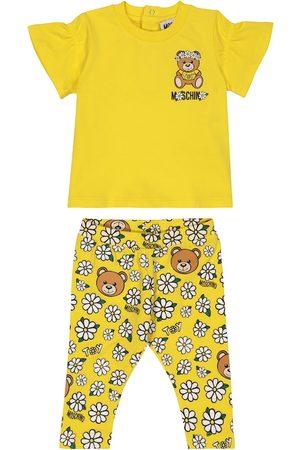 Moschino Conjuntos de ropa - Bebé - set de camiseta y leggings