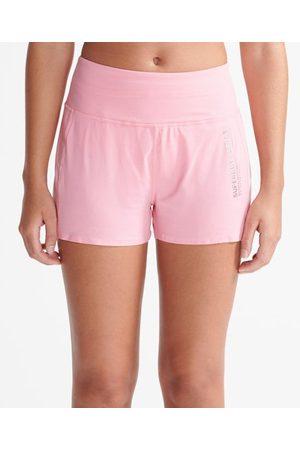 Superdry Mujer Shorts o piratas - Sport Pantalones cortos holgados Cooling