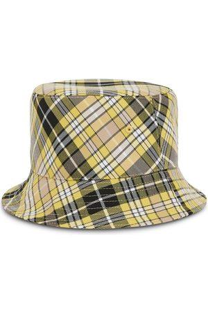 Burberry Hombre Sombreros - Sombrero de pescador con motivo Vintage Check