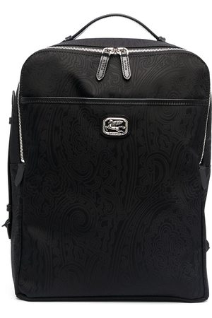Etro Paisley-print backpack