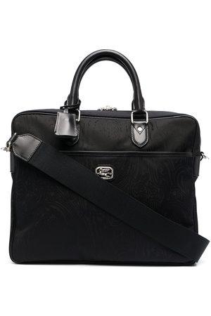 Etro Paisley-print laptop bag