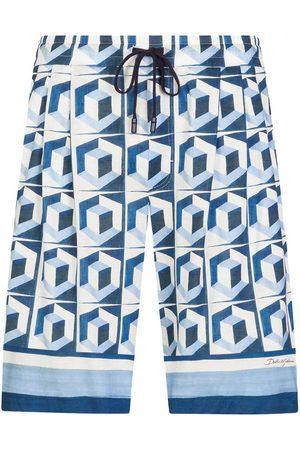 Dolce & Gabbana Shorts con cierre con cordón