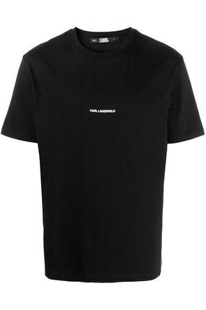 Karl Lagerfeld Camiseta con logo estampado