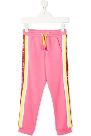 The Marc Jacobs Kids Pantalones de chándal con logo