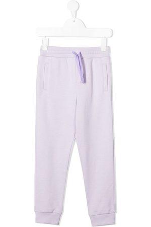 Dolce & Gabbana Kids Pantalones de chándal con bolsillo