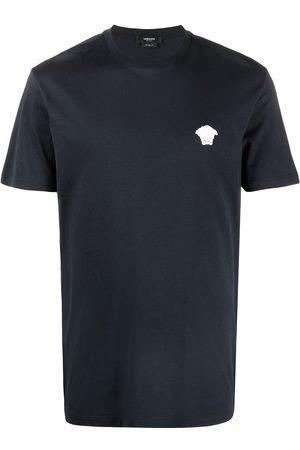 Versace Camiseta con bordado Medusa