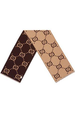 Gucci Hombre Bufandas y Pañuelos - Pañuelo con efecto en jacquard