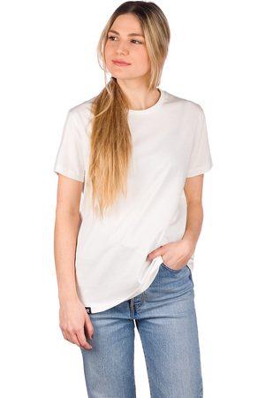 Aevor Mujer Manga corta - Base T-Shirt blanco