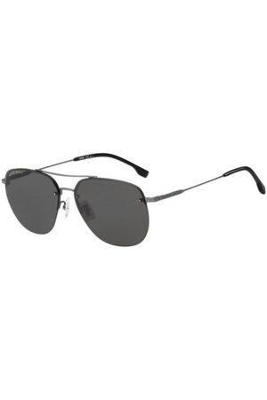HUGO BOSS Hombre Gafas de sol - Boss 1286/F/SK R80 (IR) MTDK Ruth