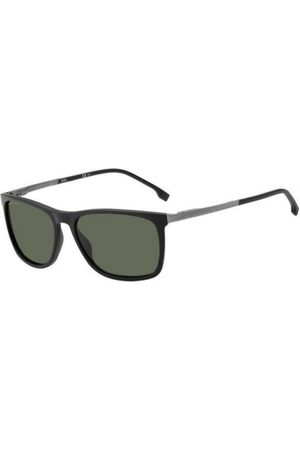 52 para Hombre BOSS Orange BO 0193//S IR 003 Gafas de sol Negro Matt Black//Grey