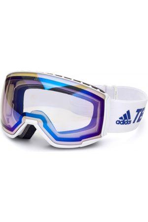 adidas SP0039 21X White/Blue Mirror