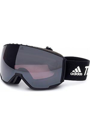 adidas SP0039 02C Matte Black/Grey Mirror