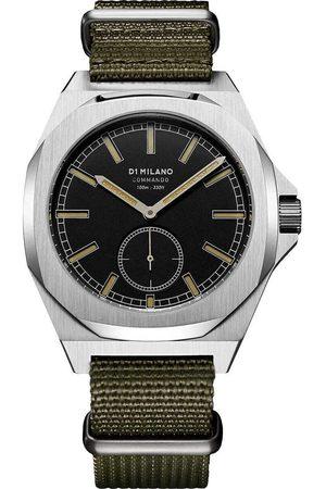 D1 MILANO Reloj analógico MTNJ03, Quartz, 38mm, 10ATM para hombre