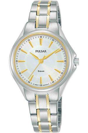 Pulsar Reloj analógico PH8499X1, Quartz, 30mm, 5ATM para mujer