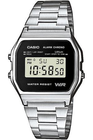 Casio Reloj digital A158WEA-1EF, Quartz, 33mm, 3ATM para hombre