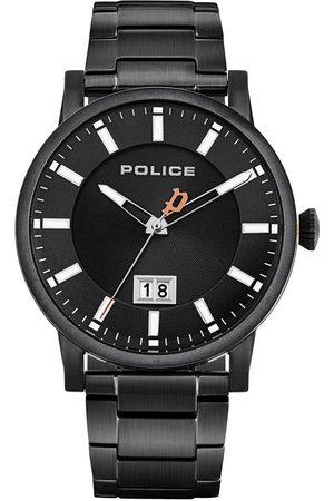 Police Reloj analógico PL15404JSB.02M, Quartz, 42mm, 3ATM para hombre