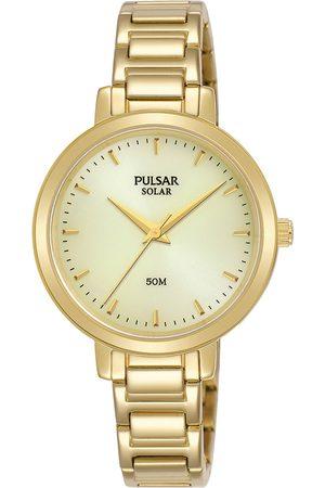 Pulsar Reloj analógico PY5074X1, Quartz, 31mm, 5ATM para mujer