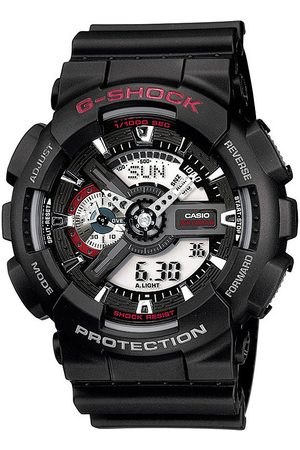 Casio Reloj digital GA-110-1AER, Quartz, 51mm, 20ATM para hombre
