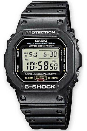 Casio Reloj digital DW-5600E-1VER, Quartz, 43mm, 20ATM para hombre