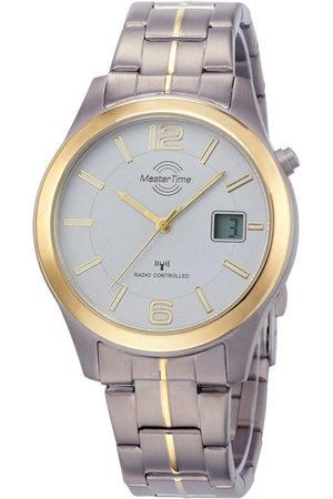 Master Time Reloj analógico MTGT-10353-42M, Quartz, 42mm, 5ATM para hombre