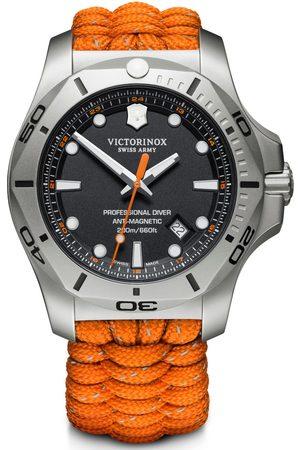 Victorinox Reloj analógico 241845, Quartz, 45mm, 20ATM para hombre