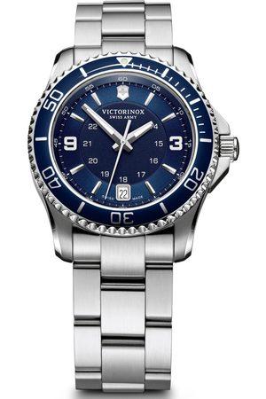 Victorinox Reloj analógico 241609, Quartz, 34mm, 10ATM para mujer