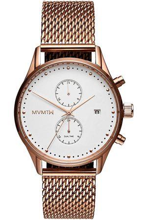 MVMT Reloj analógico D-MV01-RGM, Quartz, 42mm, 10ATM para hombre