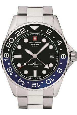 Swiss Alpine Military Reloj analógico 7052.1132, Quartz, 42mm, 10ATM para hombre