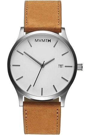 MVMT Reloj analógico L213.1L.331, Quartz, 45mm, 3ATM para hombre