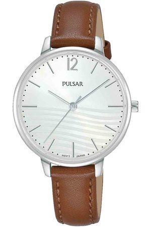 Pulsar Reloj analógico PH8487X1, Quartz, 32mm, 5ATM para mujer