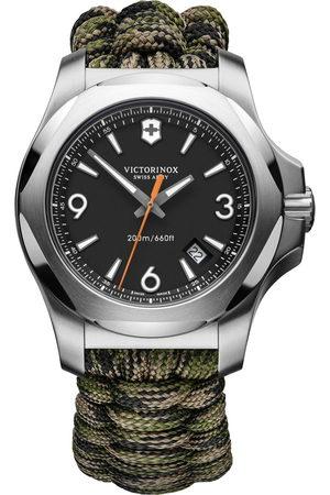 Victorinox Reloj analógico 241894, Quartz, 43mm, 20ATM para hombre