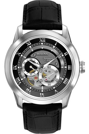 BULOVA Reloj analógico 96A135, Automatic, 42mm, 3ATM para hombre