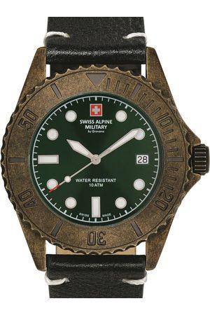 Swiss Alpine Military Reloj analógico 7051.1583, Quartz, 41mm, 10ATM para hombre
